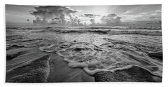 Gentle Surf Beach Towel