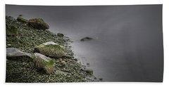 Beach Towel featuring the photograph Gentleness by Juan Contreras