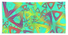 Geovirt Beach Towel