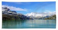 Glacier Bay 1 Beach Towel