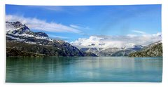 Glacier Bay 1 Beach Towel