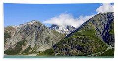 Glacier Bay 2 Beach Towel