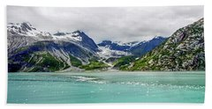 Glacier Bay 4 Beach Towel