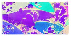 Gnarly Wipeout Beach Towel