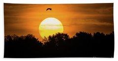 Good Friday Sunrise Beach Towel