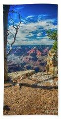 Grand Canyon Springs New Life Beach Towel