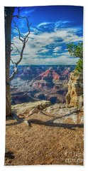 Grand Canyon Springs New Life Beach Towel