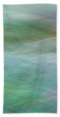 Grasses Beach Towel