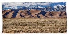 Great Sand Dunes Beach Towel