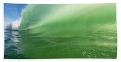 Green Room Beach Towel