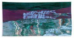 Greener Pastures Beach Towel