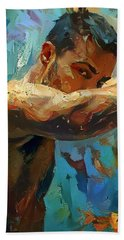 Gregory Beach Towel