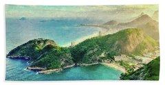 Guanabara Bay Beach Sheet