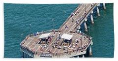 Gulf State Park Pier 7467 Beach Towel