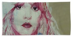 Gypsy - Stevie Nicks - Resize Beach Towel