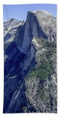 Half Dome From Glacier Point Beach Towel