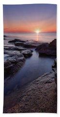 Halibut Pt. Summer Solstice Beach Sheet