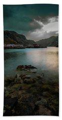 Hamnoy, Lofoten Islands Beach Sheet