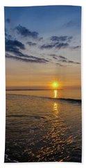 Eye Of The Sun Beach Towel