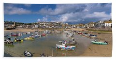 Harbour - St Ives Cornwall Beach Sheet