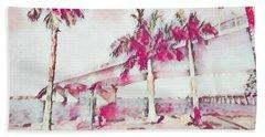 Harts Landing Sarasota Beach Towel