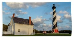 Hatteras Lighthouse No. 2 Beach Towel