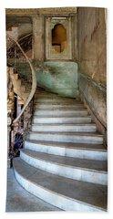 Havana Stairs Beach Sheet