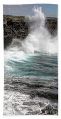 Hawaii Surf Beach Towel