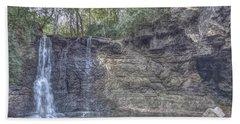 Hayden Falls Beach Towel