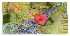 Heart Strings Beach Sheet