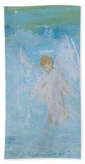 Heavenly Angel Child Beach Towel