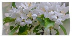 Heavenly Blossoms Beach Sheet