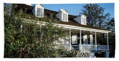 Historic Meadow Garden Augusta Ga Beach Towel