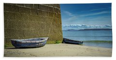 Holidays In St Ives Cornwall Beach Towel