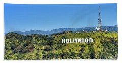 Hollywood 2 Beach Towel