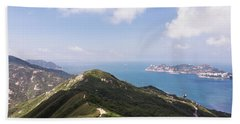 Hong Kong Dragon Back Beach Sheet