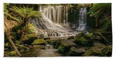 Horseshoe Falls 01 Beach Towel
