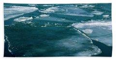 Ice 2 Beach Towel
