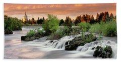 Idaho Falls Beach Sheet