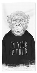 I'm Your Father Beach Towel