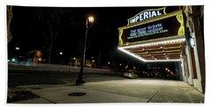 Imperial Theatre Augusta Ga Beach Towel