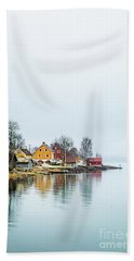 In Stillness Beach Towel