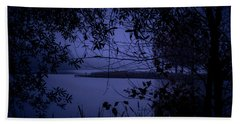 In The Darkness Beach Towel