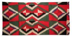 Indian Blanket Beach Towel
