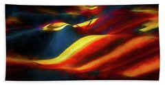 Beach Towel featuring the photograph Indian Blanket by Jon Burch Photography