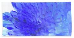 Inverted Flower Beach Sheet