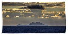 Island Cloud Beach Sheet