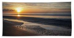 Isle Of Palms Morning Patterns Beach Sheet