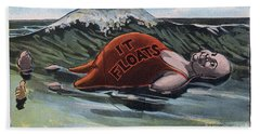It Floats - Atlantic City Beach Sheet