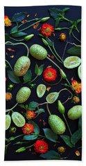 Jamaican Burr Cucumbers Beach Sheet